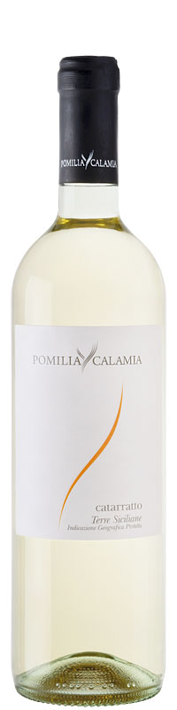 Bottiglia Catarratto Terre Siciliane IGP 75 cl